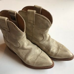 Billy Short Frye Boots